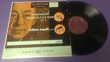 Rachmaninoff ~ Concerto No. 2 in C Minor ~ RCA Victor ~ LM-1097
