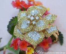 Reinheit VS Echtschmuck-Ringe aus Gelbgold