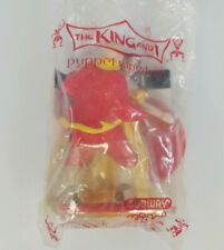 The King and I Puppet Kingdom Subway Kids Pak Meal Toy 1999