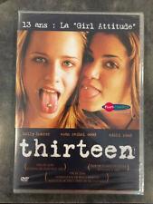 THIRTEEN film de CATHERINE HARDWICKE avec HOLLY HUNTER en DVD Zone 2