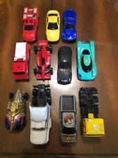 Lot Of 11 Maisto Diecast And Plastic Cars