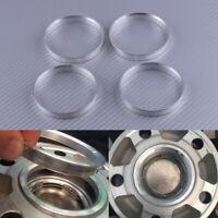 4 Wheel Spacer Center Spigot Hub Centric Rings 67.1mm - 64.1mm