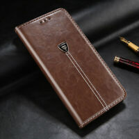 Magnetic Flip Card Wallet Leather Phone Case Cover for iPhone XR XS Max X 8 7 6S