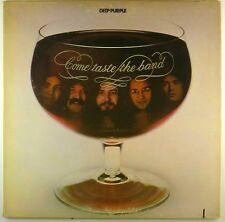 "12"" LP - Deep Purple - Come Taste The Band - E1373 - cleaned"
