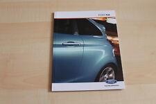 84978) Ford Ka Prospekt 01/2011