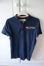 Hollister Uomo Navy T Shirt (S)