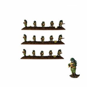 US001 - US INFANTRY SQUAD (15 FIG) ALL QUIET ON THE MARTIAN FRONT- ALIEN DUNGEON