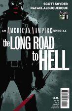 AMERICAN VAMPIRE SPECIAL: THE LONG ROAD TO HELL #1 - VERTIGO  2013