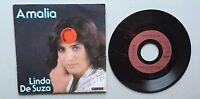 Ref603 Vinyle 45 Tours Amalia Linda De Suza