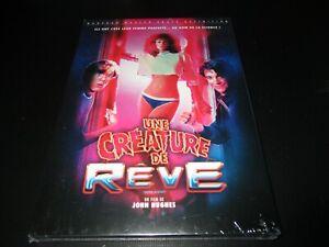 "DVD NEUF ""UNE CREATURE DE REVE"" Anthony Michael HALL, Kelly LeBROCK"