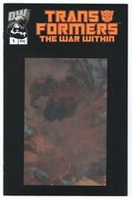 Transformers The War Within  Lenticular Cover - #1 IDW Comics 2002 NM