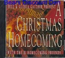 Bill & Gloria Gaither present - A CHRISTMAS HOMECOMING - CD new / sealed