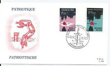 FDC 1539/40 - BEVRIJDING KRIJGSGEVANGENEN - Spa (ketting)