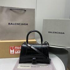 Balenciaga Handbag Hourglass XS Cro