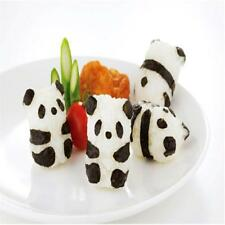 Kitchen DIY Bento Panda Shape Sushi Maker Mould Rice Ball Onigiri Mold CO