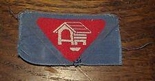 Ancien insigne scout scoutisme niche