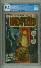 Unexpected 117 (CGC 9.4) White pages; Nick Cardy 1970 DC Comics (c# 24084)