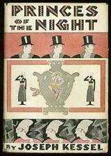 Joseph KESSEL / Princes of the Night First Edition 1928