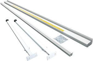 Shop Fox W1721 Long Rails and Legs for Aluma-Classic