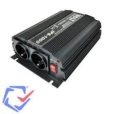 Spannungswandler Konverter Autoumformer Umformer 12V 230V 700W 1000W NEU