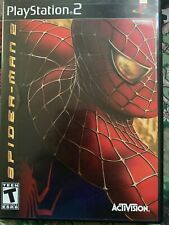 Spider-Man 2  (Sony PlayStation 2, 2005)