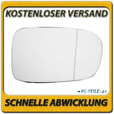 Spiegelglas für SUZUKI LIANA 2001-2007 rechts Beifahrerseite asphärisch