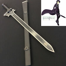 High Quality Sword Art Online Kirito Sword 440 Stainless Steel Blade