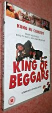 King Of Beggars (1992) UK DVD, Kung Fu Action Comedy, Stephen Chow