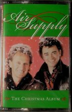 Air Supply Christmas Album (Cassette, Arista/BMG) NEW