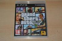 Grand Theft Auto V PS3 Playstation 3 Five 5 **FREE UK POSTAGE**