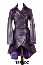 Leather Gothic Coats & Jackets for Women