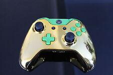 Gold green - Custom X Box one controller
