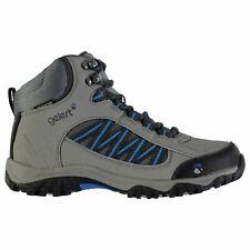 Gelert Womens Horizon Mid Waterproof Walking Boots Lace Up Hiking Trekking Shoes