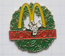 M/monopoly... MC DONALD'S - PIN (152 g)