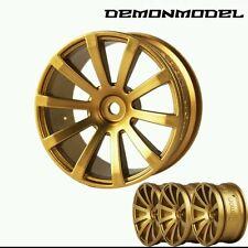 X4 RC Car Wheel Set or 1/10 Haute Qualité Rally E.G Pour Tamiya...
