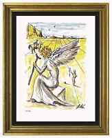 "Salvador Dali Signed/Hand-Numbered Ltd Ed ""Helen of Troy ""Litho Print (unframed)"