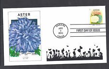 4762 * VINTAGE SEED PACKET STAMPS * ASTER * 2013 ISSUE *