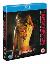 Terminator: The Sarah Connor Chronicles - Season 2 (5 Discs) (Blu-Ray) (C-15)