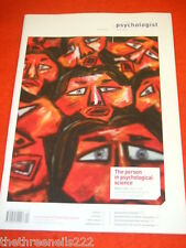 THE PSYCHOLOGIST - THE PERSON - APRIL 2012