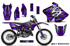 SUZUKI RM 125 250 Graphics Kit 2001-2009 CREATORX DECALS BTPRNP