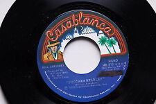 "BILL AMESBURY ""Frogman Bradley"" 45rpm PROMO 7"" NM Casablanca"
