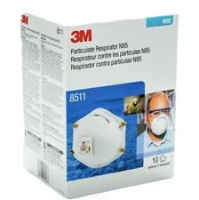3M 8511 N95 Mask (Box of 10)