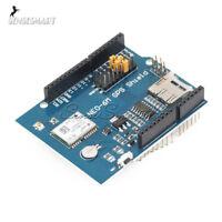 NEO-6M Blox GPS Logger Shield Module Board SPI UART SD Card Slot for Arduino F7