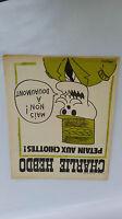 Charlie Hebdo  n 119 bis du 26 fevrier 1973 original d'époque couv WOLINSKI