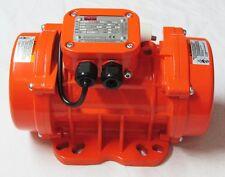 Dayton 1DYN4 Electric Motor Vibrator 712lb Force 1/4HP 115V 3600 RPM