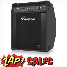 """Bugera BXD15 1000W Bass Amplifier,15"""" TURBOSOUND Speaker"""