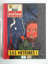 TL 500ex Edgar P JACOBS présente BUC et MORTIMER SOS Météores + dép MEYNET