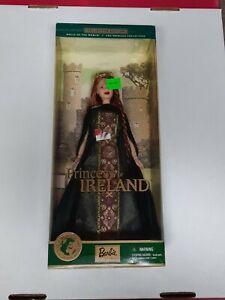 Princess Of Ireland 2001 Barbie Doll