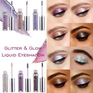 12 Farben Glitzer Eye  Loose Pulver Pigment Makeup Lidschatten Kosmetik