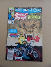 Marvel Comics Presents 109 . Marvel 1992 . VF - minus
